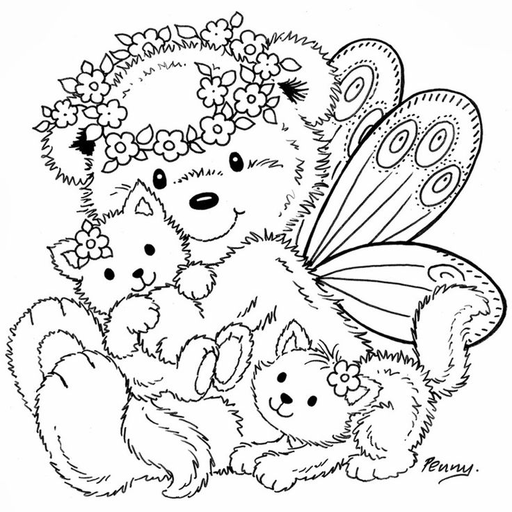7 best coloriages images on Pinterest  Drawings Adult coloring