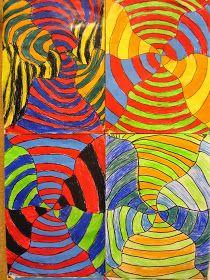 Kässä ja kuvis: Värejä