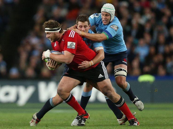Wyatt Crockett - Crusaders #Rugby Mad