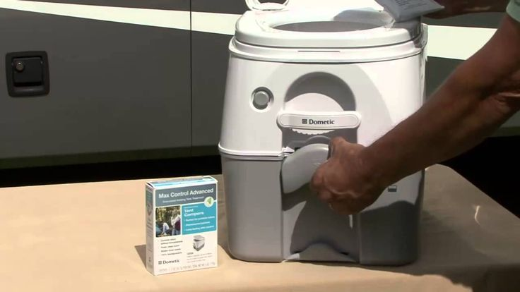 Dometic 970 Series Portable RV Toilets