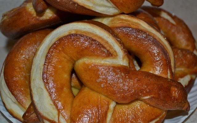 ... Soft Pretzels | Test Kitchen | Pinterest | Soft Pretzels and Pretzels