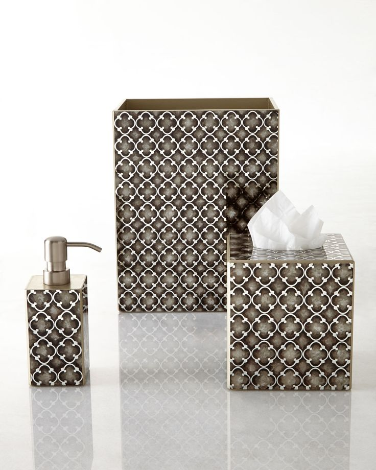 Iron Gate Vanity Accessories By Waylande Gregory At Neiman Marcus.