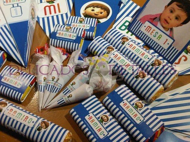 Golosinas personalizadas y numeros de mesa, info@delicadosdetalles.com.ar