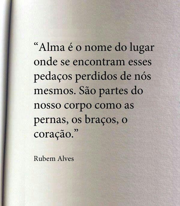 Rubens Alves.