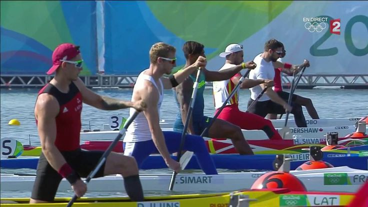 Canoë-Kayak : Thomas Simart frappe fort d'entrée
