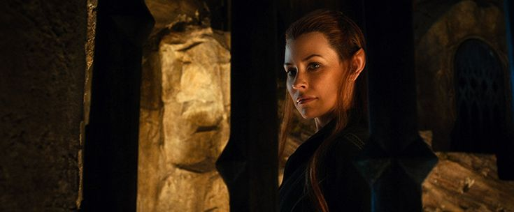 Evangeline Lilly gets personal with TORn about Tauriel and 'The Hobbit: The Desolation of Smaug' (part 1)
