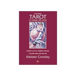 TAROT ALEISTER CROWLEY SET El Espejo del Alma AB - El Aprendiz De Brujo