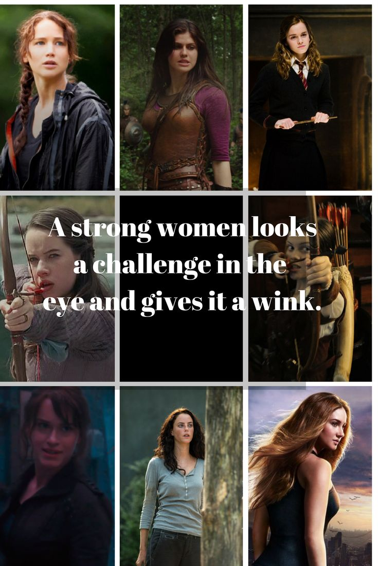 Katniss Everdeen ( The Hunger Games ), Annabeth Chase ( Percy Jackson ), Hermione Granger ( Harry Potter ), Susan Pevensie ( Narnia ), Lucy Pevensie ( Narnia ), Clarisse La Rue ( Percy Jackson ), Teresa Agnes ( The Maze Runner ), Tris Prior ( Divergent ), YA Fiction, Allyson Bonny, Girl Power