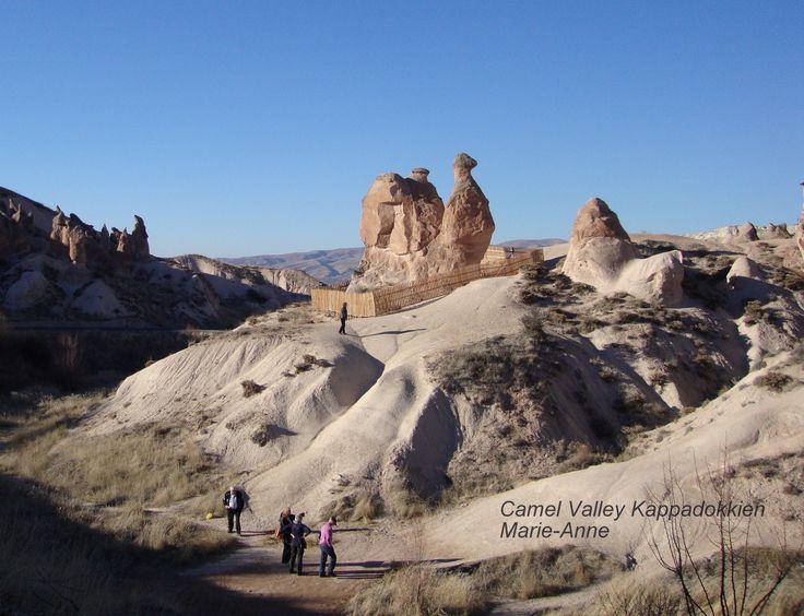 Landscape Cappadocia 2014 Camel Valley