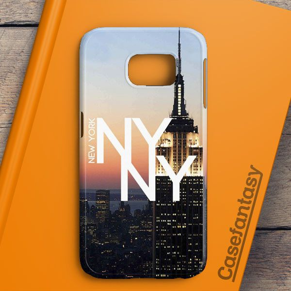 New York Sky View Samsung Galaxy S6 Edge Case | casefantasy