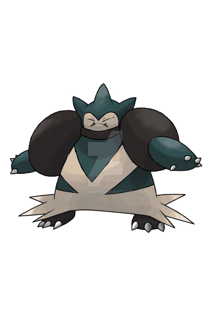 Mega Snorlax (Normal/Fighting)