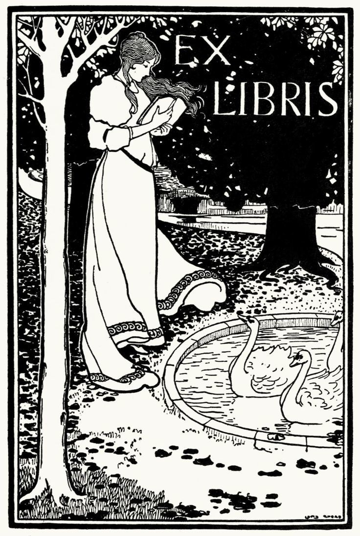 57 besten Ex Libris Bilder auf Pinterest | Exlibris, dunkle Kunst ...
