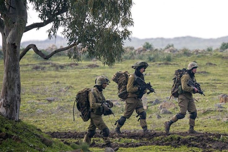 """Israeli forces killed about four militants reportedly allegiant to the Islamic State with an airstrike Sunday in what is believed to be the first direct fight between Israel and ISIS. No Israeli soldiers were killed in the encounter, which occurred in the disputed Golan Heights territory along the Israel-Syria border. Israeli Spokesman Lt. Col. Peter Lerner said the Israeli troops came under fire from """"Shuhada al-Yarmouk, an [ISIS] affiliate,"""" and Israeli Prime Minister Benjamin Net..."""