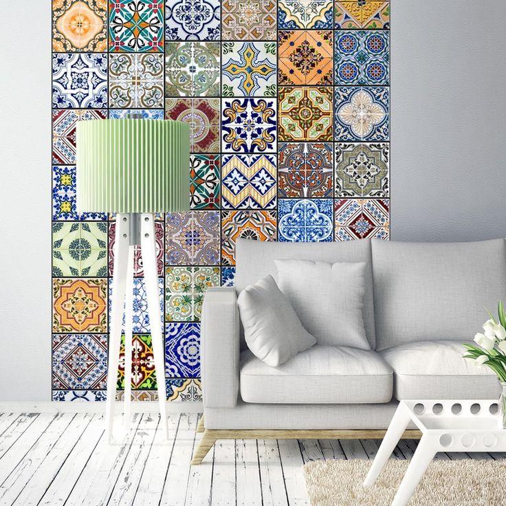 78 idee su piastrelle da parete su pinterest piastrelle for Pannello decorativo cucina