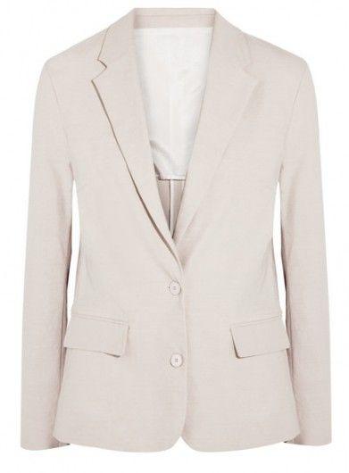 Spring Wishlist - Fash n Chips: a linnen blazer
