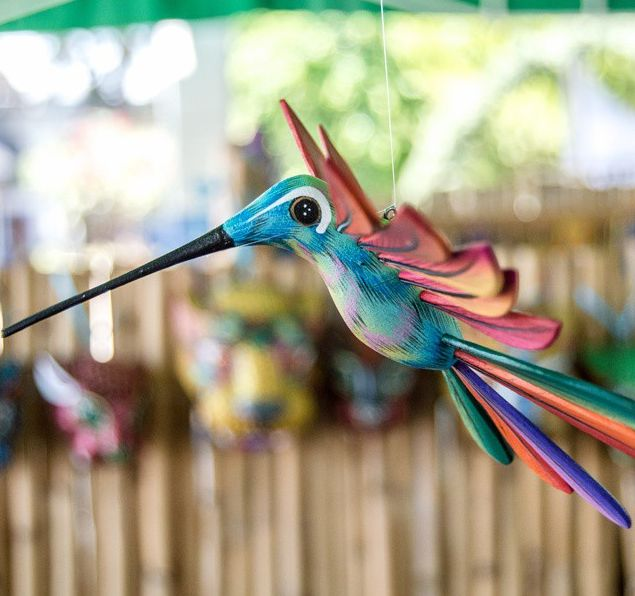 Ode to the Hummingbird – Pablo Neruda  Seed  of sunlight, feathered fire, smallest flying flag,  Photo: @chuchopotts  #alebrijes#leather #family#tradition #heritage #handcrafted#madeinusa #oaxaca#pdx #leathergoods#memorias #travel#Oaxaca #IgersOaxaca #Vive_Mexico#Mexico_Maravillos #craft #hummingbird #colibri
