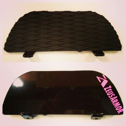 ZeusArmor Stunt Tailsavers for 03-05 Yamaha YZF-R6 and 06-Up R6S #zeusarmor #dowork #yamaha #r6s #stunt