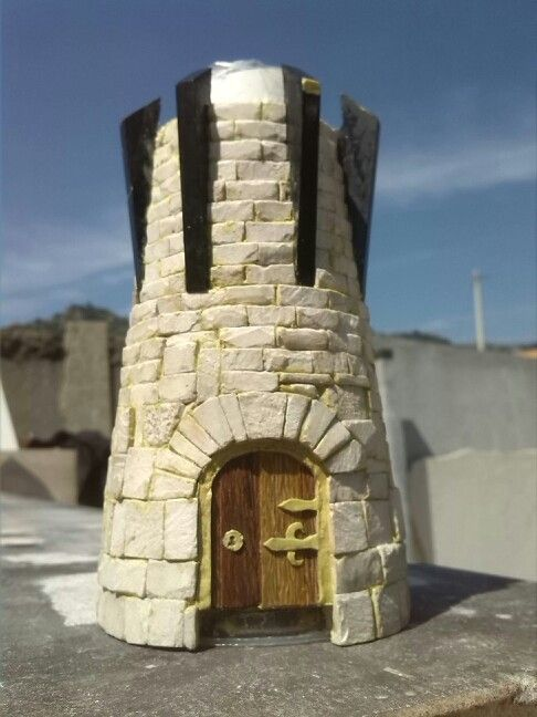 Turret of Empires in Ruins