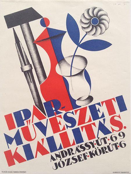 Applied Arts Exhibition (Végh, Gusztáv - 1930)