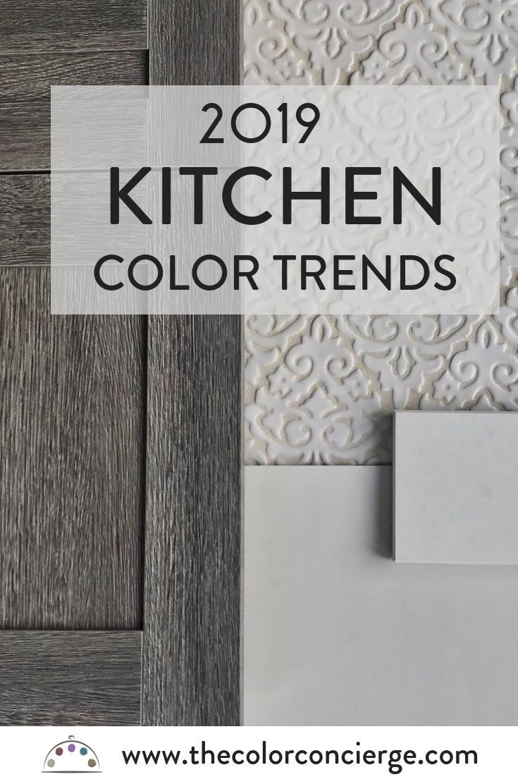 Top Kitchen Color Trends For 2019 Kitchen Color Trends
