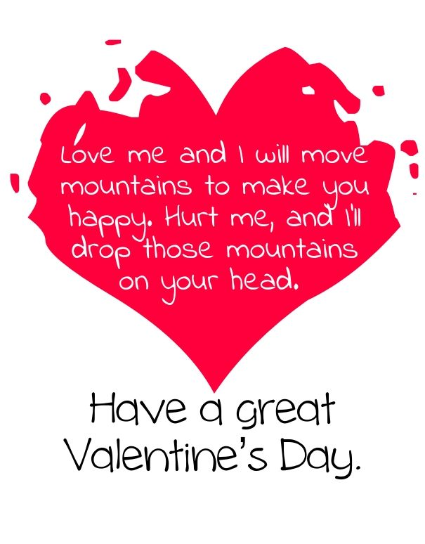 valentines day for him quotes