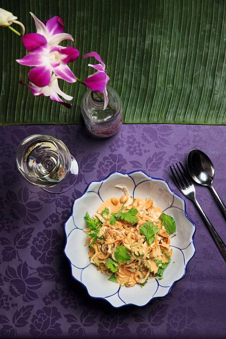 I denne nye serien deler Plah-kokk Terje Ommundsen sine beste thai-oppskrifter.