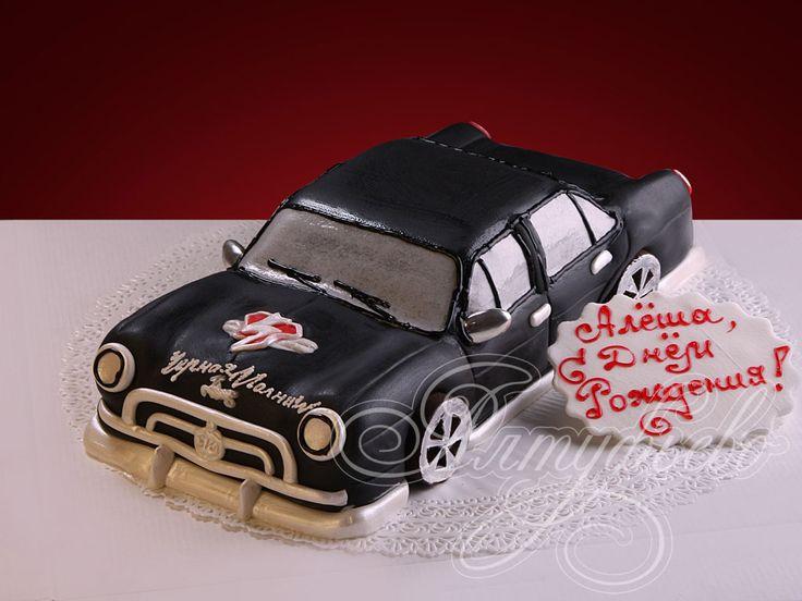 Подарочный торт Черная молния № 402