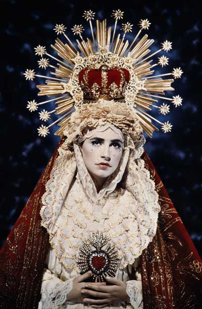@Kit Pistol I need Jesus the way Kathy Lee needs Regis. The always brilliant Pierre et Gilles.