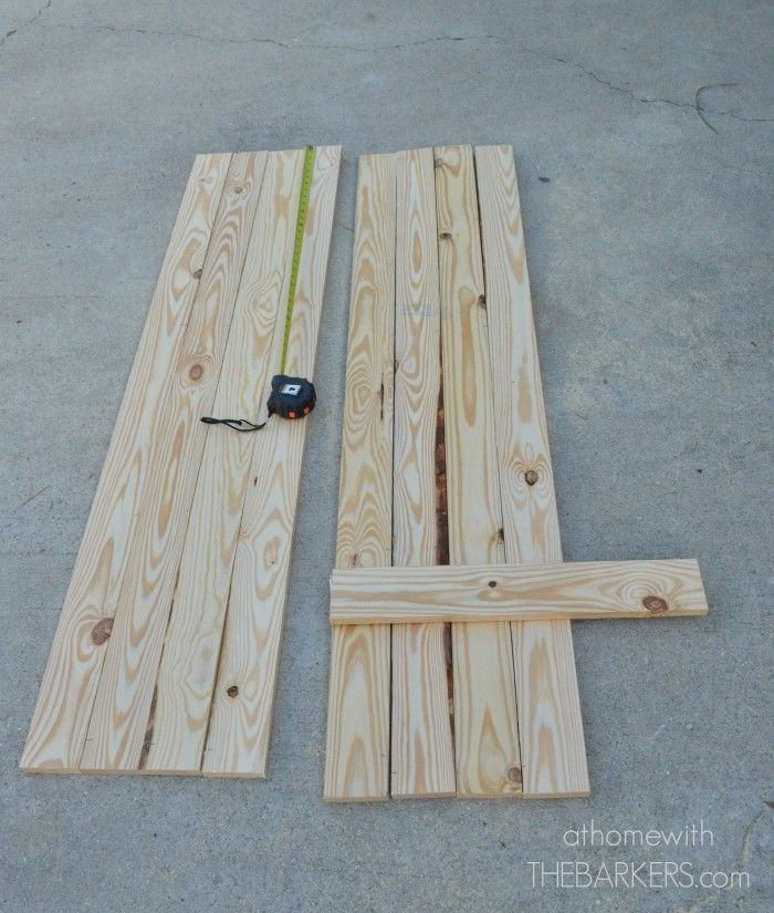 painted brick wooden shutters | How to Build Board and Batten Shutters