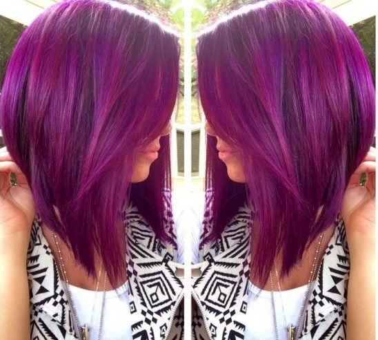 Quelle couleur choisir pour vos cheveux courts ?! Voilà 50 couleurs magnifiques tendance 2015 que vous pouvez adopter pour vos cheveux courts                                     Source@styl.fm/…