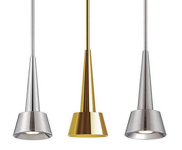 Rocket dwelLED Pendant by WAC Lighting: Led Lighting, Wac Led, Industrial Modern, Modern Designs, Wac Lighting, Rocket Dwelled, Dwelled Pendant