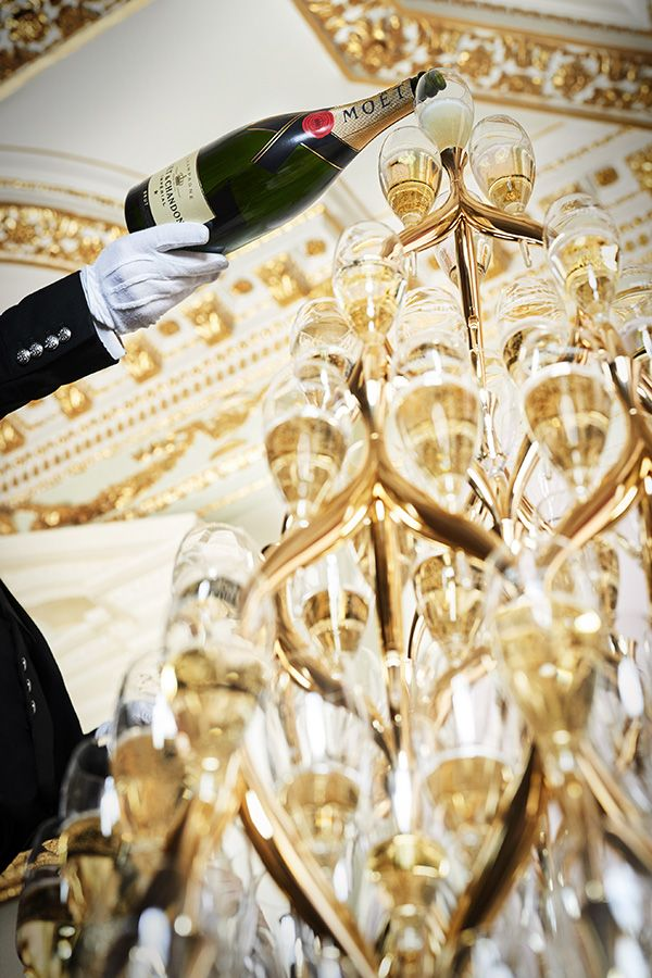 Looking To Take Your Wedding To New Heights The Moet Chandon