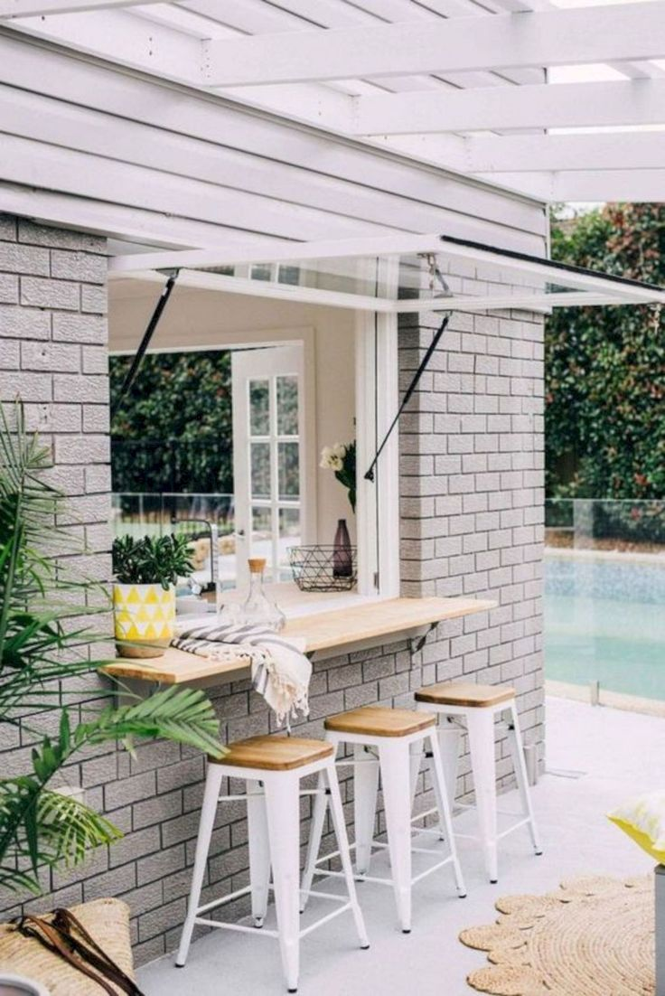 16 Awesome Pool Furniture Ideas