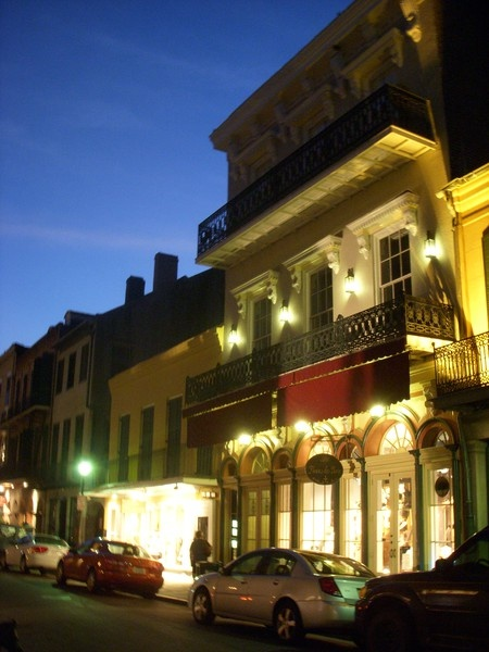New Orleans #New Orleans #Bourbon Street