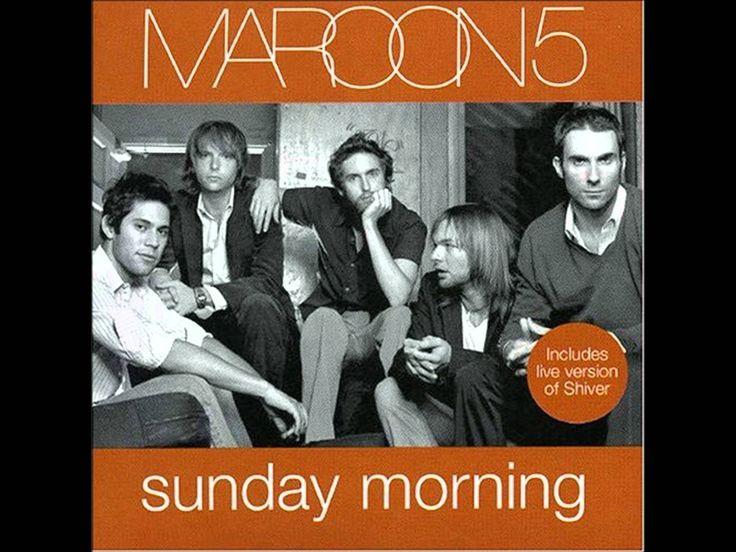 Maroon 5 Sunday Morning Piano Cover Hd Music Pinterest