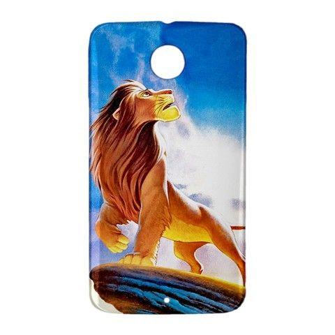 Simba Lion King Google Nexus 6 Case Cover Wrap Around