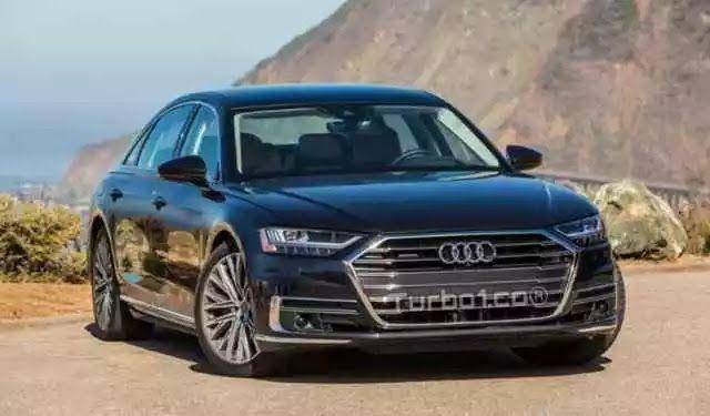 Turbo1 مراجعة اودي A8 2020 الهجين 445 حصان سعر ومواصفات Audi Audi A8 Car
