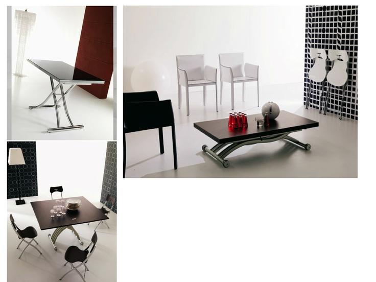 Tavolini trasformabili - Tino Mariani