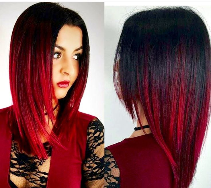 174 Best Red Hair Color Images On Pinterest Hair Colour Hair Cut