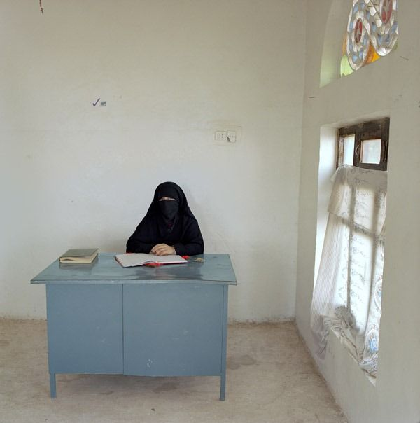 Bureaucrats Around the World. Yemen: Nadja Ali Gayt is an adviser at the Ministry of Agriculture's education center for rural women in the district of Manakhah, Sana'a Governorate. Monthly salary: 28,500 rial ($160, €110).