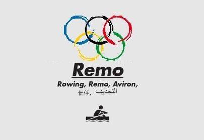 Desde a Antiguidade, o Remo foi utilizado como meio de transporte no Egito, Grécia e Itália e começou a ser praticado como esporte por volta do final do século XVIII e começo do século XIX na Inglaterra. O esporte está presente nos Jogos Olímpicos desde o primeiro da Era Moderna, em 1896.