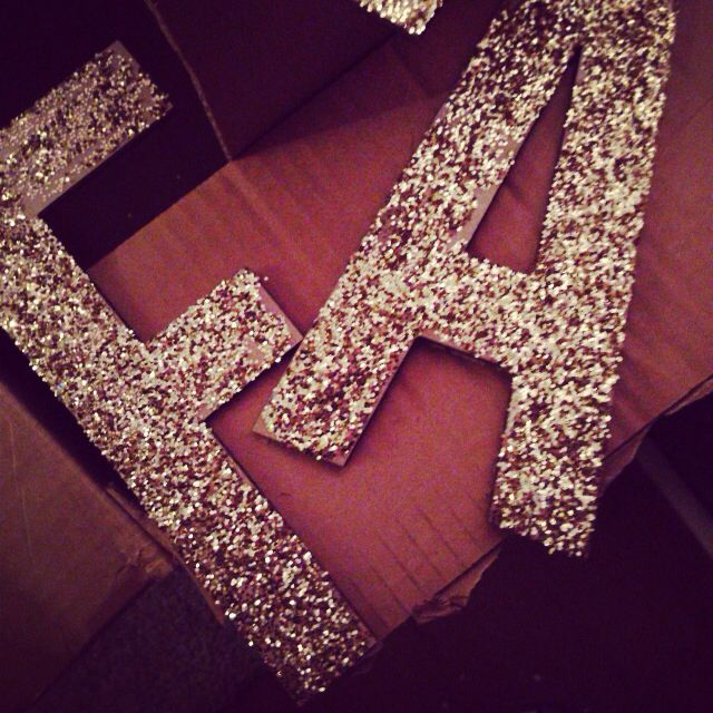 Letters For Craft Projects
