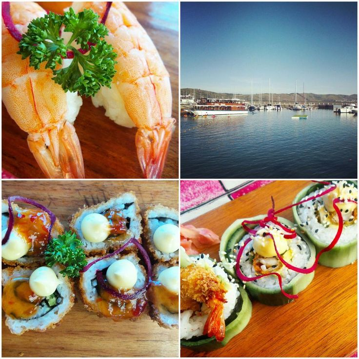 Delish lunch at @DrydockKnysna with @JOHAN_HANIBOY @DawnJorgensen @NatalieRoos @ChefSueAnnAllen @FinePlaces #KOF2014 pic.twitter.com/LuO5hGhS8E
