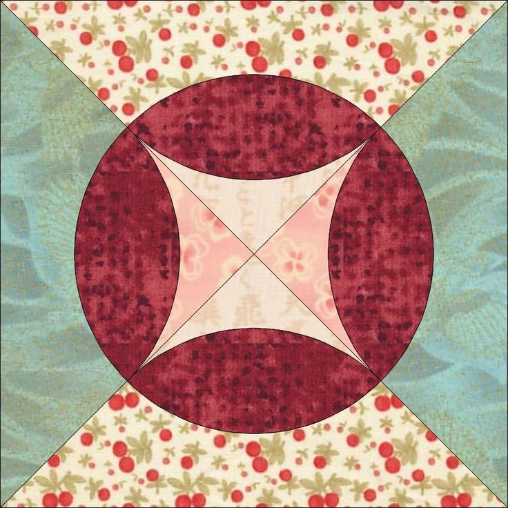 Country Rose Quilts: Wiener Walzer Viennese Waltz - Riesenrad (C) Country Rose Quilts