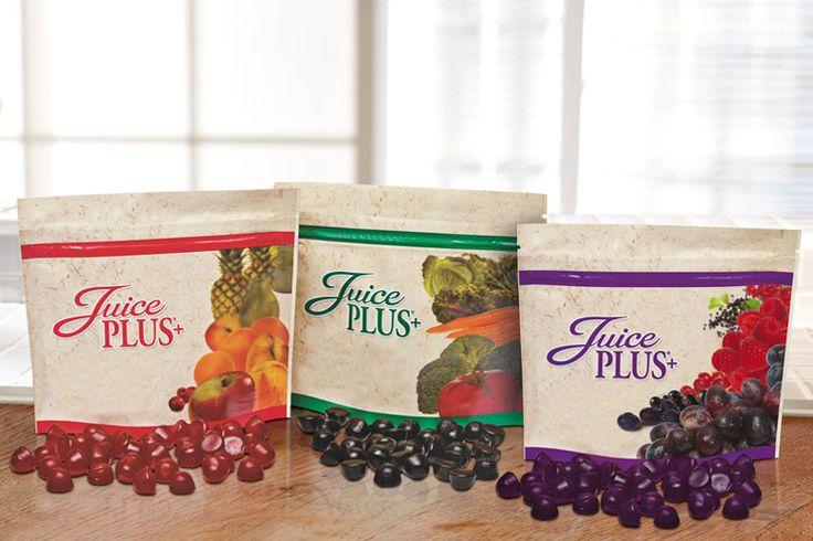 Juice PLUS+® Premium Pastillen