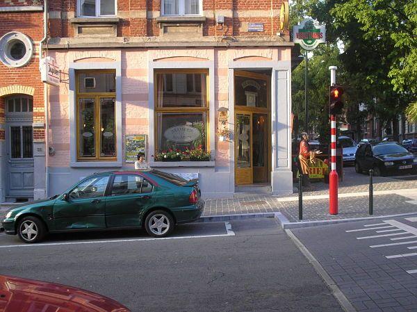 Rue des Confédérés, Bruselas