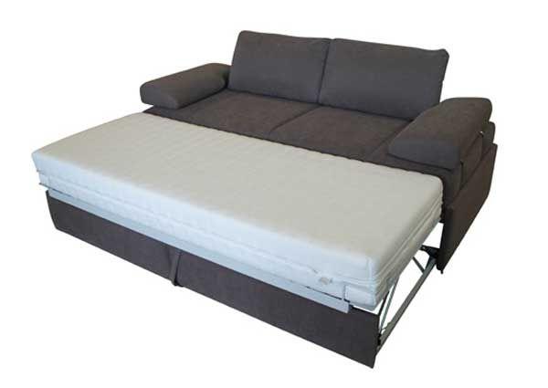 Genial Schlafsofa Federkern Dauerschlafer Deutsche Couch Bed