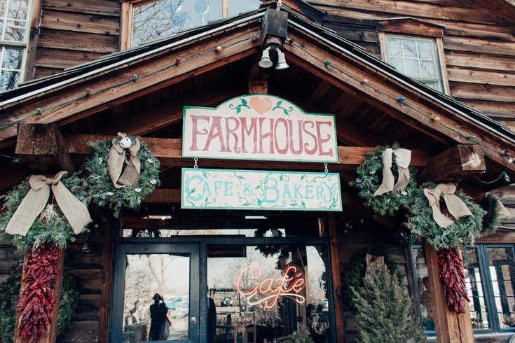 Farmhouse Cafe & Bakery | Taos Travel Guide - Rebecca Monet
