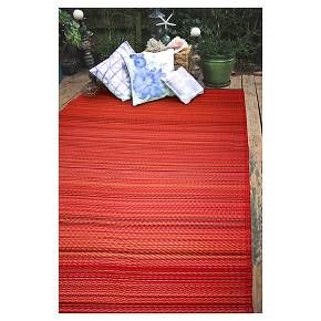 Give your patio a festive vibe with the Fab Habitat Cancun Outdoor Rug. Durable and weather resistant, this rug has an eye-catching pattern that makes it practical as well a stylish. It's the perfect piece for completing the look of your outdoor space.