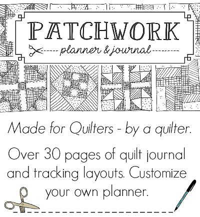 Make your own quilt kits planners journals and planner for Make your own planner online